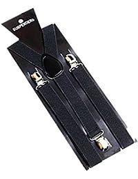 Y-BOA 1Pc Bretelle Elastique Homme Unisexe Taille 100* 2.5cm