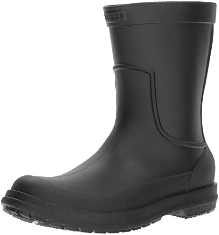 Crocs AllCast Rain Boot Men, Botas para Hombre