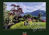 Die Seele des Gartens - Kalender 2016 - Weingarten-Verlag - Ferdinand Graf von Luckner - Wandkalender 68 cm x 49 cm