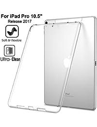 NOVAGO Coque iPad Pro 10.5 ''( 2017) coque Transparente en gel souple solide et incassable