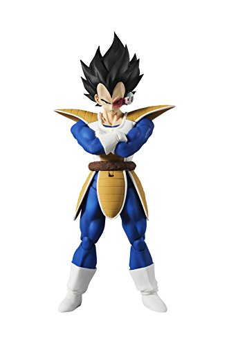 Bandai Vegeta Figure 16 Cm Dragon Ball Z SH Figuarts, Multicolor (BDIDB147831), Assorted Models / colors, 1 Unit