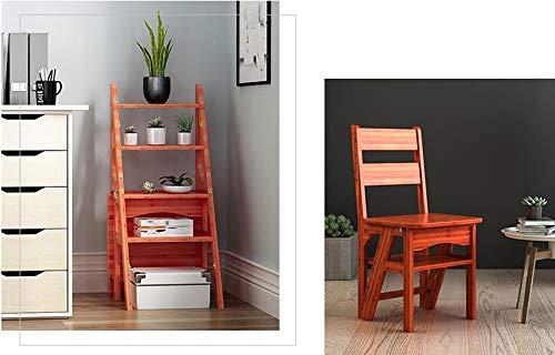 Scaletta In Legno Ikea : Geyao scaletta multifunzione per uso domestico in legno massello