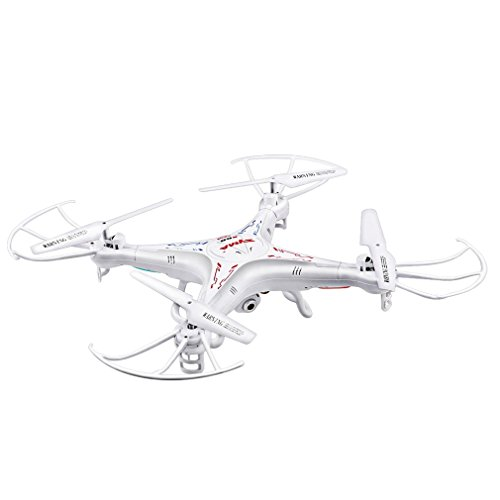 Syma X5C-1 / X5C Drone Quadcopter 6 Axes with HD Camera HD and Remote Control 2.4G 4CH RTF 2G TF Card