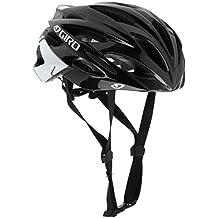 Giro Helmet - Casco de ciclismo multiuso, color Negro (White/Matte Black), talla S
