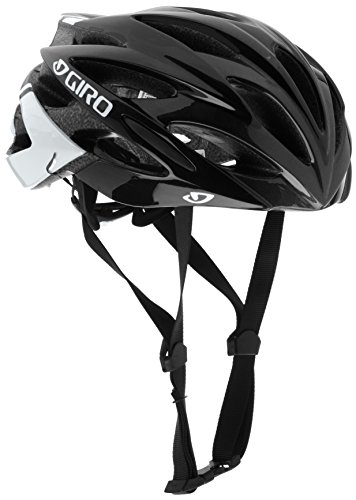 Giro Unisex Fahrradhelm Savant, Matt Black/White, 55 - 59 cm, 7055008