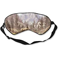 Sleep Eye Mask Forest Bears Lightweight Soft Blindfold Adjustable Head Strap Eyeshade Travel Eyepatch E15 preisvergleich bei billige-tabletten.eu