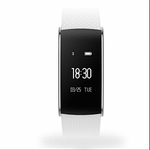Pulsmesser Uhr Fitness Tracker Uhr Sport Armband Schrittzähler Sport Uhr Mit Blutdruckmonitor Pulsoximeter Bluetooth Anti Verloren Nachricht Reminder Remote Kamera Für Android Und Ios Smart Phones