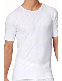 Calida Herren Unterhemd T-Shirt Pure & Striped
