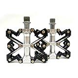 FETESNICE Update Titanium Achse Fahrrad Pedale 9/16