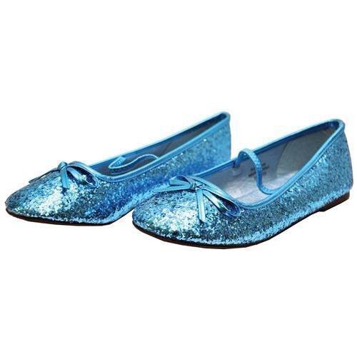 Flat Ballet Glitter Ch Bu Lge