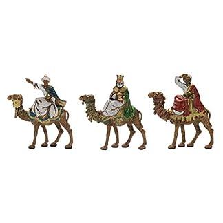Moranduzzo Reyes Magos Camello, 6cm, Multicolor