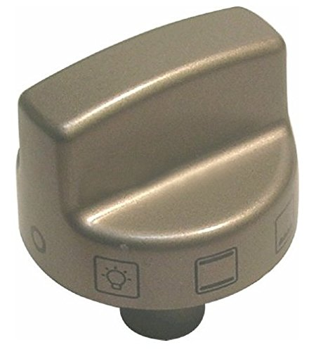 kenwood-ck410-function-control-knob-secondary-oven-gold