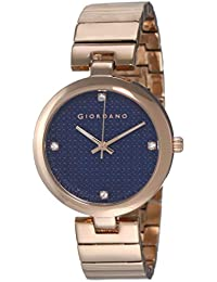 Giordano Analog Blue Dial Women's Watch - A2059-55