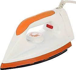 National Victoria Dry Iron Orange and White