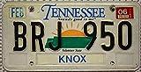 USA Nummernschild TENNESSEE ~ US Kennzeichen