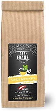 """Der-Franz Kräutertee """"Herbs Harmony"""" in ganzen Blättern, 250g"""