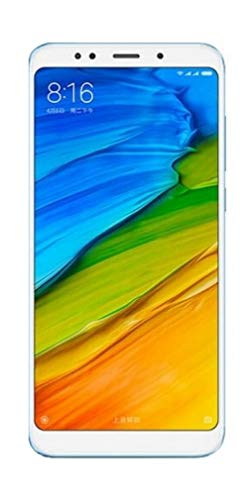 "Xiaomi Redmi 5 Dual SIM 4G 32GB Blue - Smartphones (14.5 cm (5.7""), 1440 x 720 pixels, 32 GB, 12 MP, Android, Blue)"