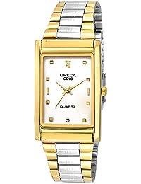 Oreca Analogue White Dial Women's Watch (GT7175)