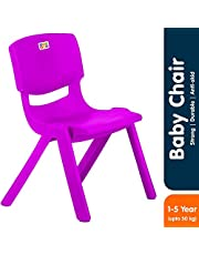 Bey Bee Strong and Durable Plastic Chair for Kids 14 Years