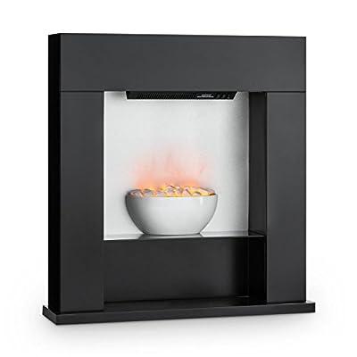 Klarstein Studio-8 Electric Fireplace LED Flames 2000W 40m² MDF