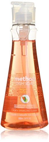 Method Dish Soap Pump - 18 oz - Clementine