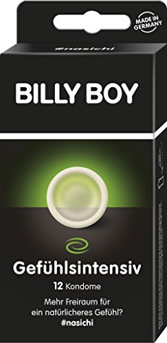 Billy Boy Gefühlsintensiv - 12er Pack Kondome