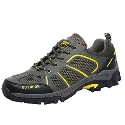 Dragon868 sneakers uomo donna scarpe da trekking arrampicata sportive all'aperto escursionismo sneaker passeggiata scarpe da montagna scarpe da corsa sports esterni uomo pattini rampicanti