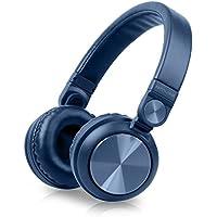 Muse Cuffie Bluetooth Over-Ear M-276 BTB con microfono per Smartphone e  Tablet 36314277f53f