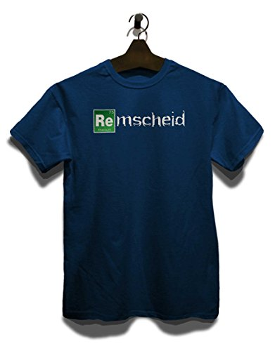 Remscheid T-Shirt Navy Blau