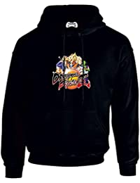 Taurus Fighter Dragon Ball FighterZ Fanart Adults Hoodie