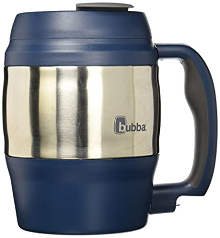 bubba 1.5 L (52 oz) keg mug classic navy blue