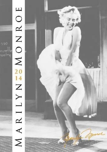 Marilyn Monroe 2014 Calendar