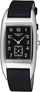 Longines BelleArti Stainless Steel Mens Strap Watch L2.694.4.53.3