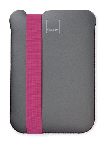 W Skinny Sleeve für Apple iPad Mini grau/pink ()
