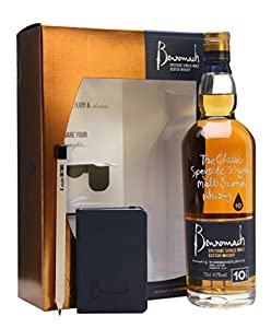 Benromach 10 Year Old / Note Book Gift Set from Benromach