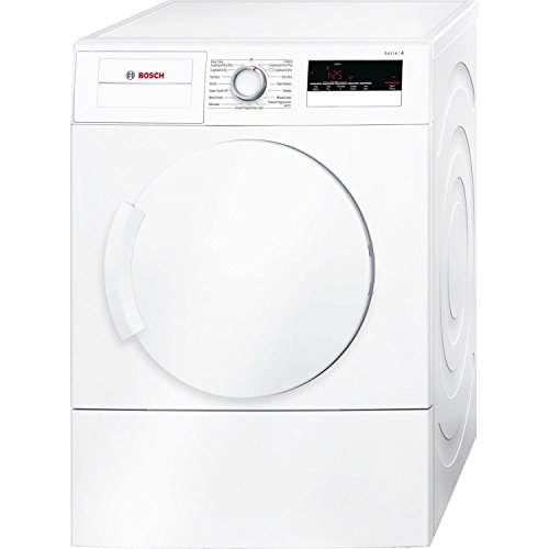 Bosch Serie 4 WTA79200GB 7kg Freestanding Vented Tumble Dryer - White