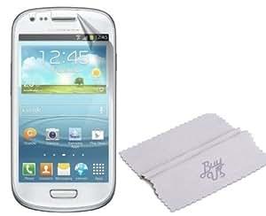 6 x Films de protection d'écran haut transparence Ultra clair pour Samsung Galaxy Trend S7560 et S7580 Trend Plus