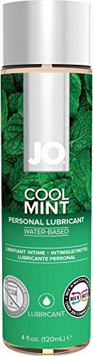 SYSTEM JO 300000090863 H2O Gleitmittel Cool Minze 150 ml, 1er Pack (1 x 150 ml)