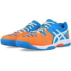Asics Tennis Shoes Gel-Padel Pro 3 Sg Diva Blue / White / Shocking 41m