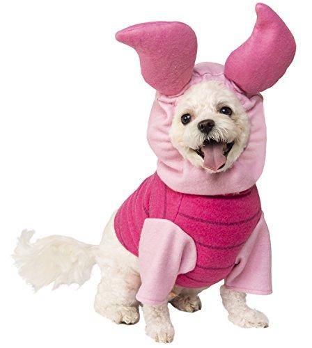 nie The Pooh Pet Kostüm, Ferkel, klein ()