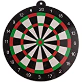 CPEX Safe Magnetic Dart Board With 1 Magnetic Darts Indoor Target Random For Children Kids