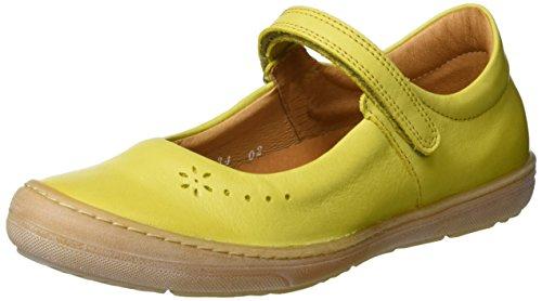 FRODDO Froddo Mary Jane Shoe G3140061-4, Mary Jane fille Gelb (Yellow)
