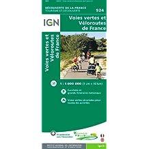 France Voies Vertes & véloroutes