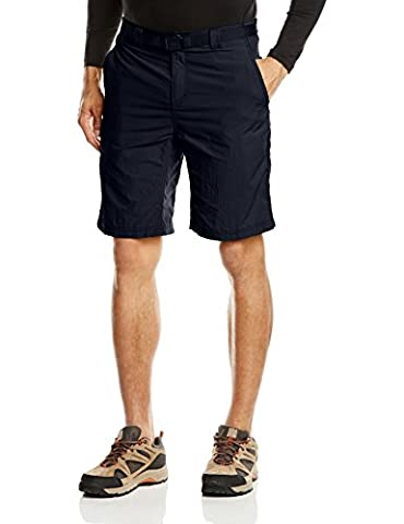 Columbia Silver Ridge Shorts - Abyss, Size 34/10-inch