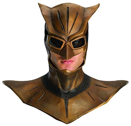 llmaske aus Latex für Erwachsene ()