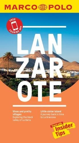 Price comparison product image Lanzarote Marco Polo Pocket Travel Guide - with pull out map (Marco Polo Guides) (Marco Polo Pocket Guides)