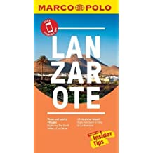 Lanzarote Marco Polo Pocket Travel Guide - with pull out map (Marco Polo Guides) (Marco Polo Pocket Guides)