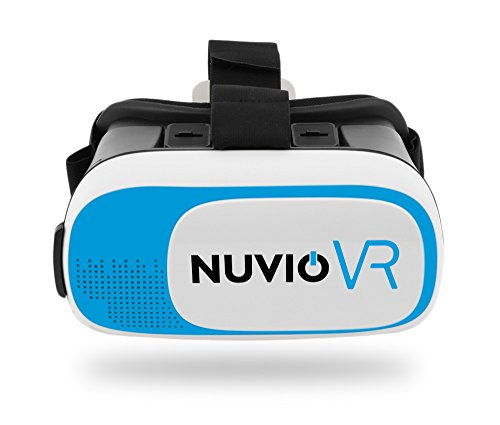 cf90bf541 3D VR Headset VR Glasses Virtual Reality Boxes by Nuvio with ...