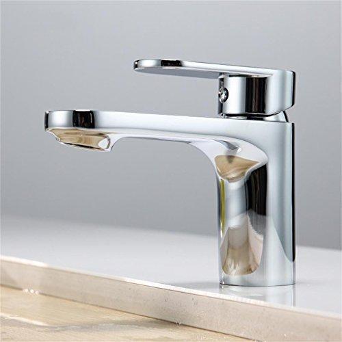 LJ Alle Kupfer warmen und kalten Tischarmaturen Badezimmer Waschbeckenschrank Badezimmer Wasserhahn