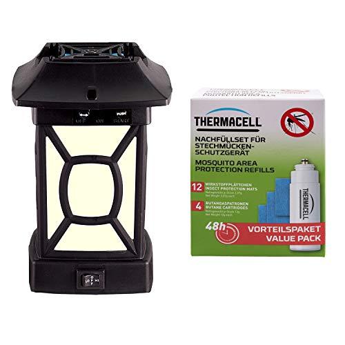 Thermacell MR-9W + R-4 + Rasch Mückenfreipapier